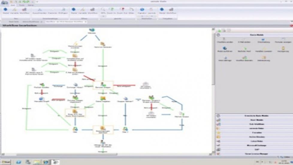 UCW Workflow Tool