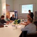 Arbeitsgruppe Digitale Vorgangsbearbeitung und zeitgemäße Workflow Software tagt
